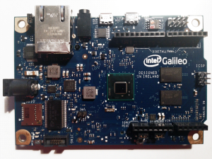Intel + Arduino = GALILEO
